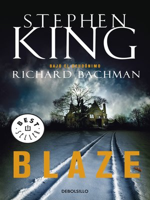 cover image of Blaze
