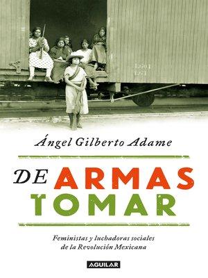 cover image of De armas tomar