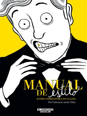 cover image of Manual de estilo