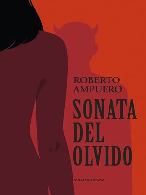 cover image of Sonata del olvido