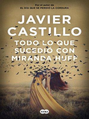 cover image of Todo lo que sucedió con Miranda Huff
