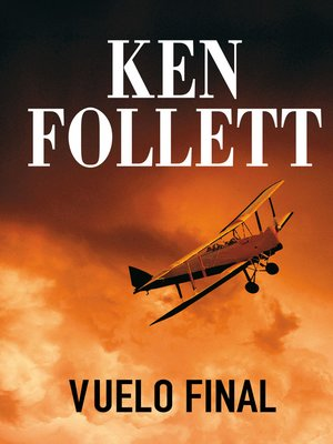 cover image of Vuelo final