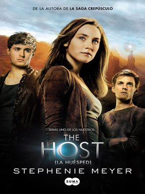cover image of The Host