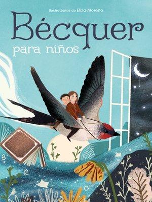 cover image of Bécquer para niños