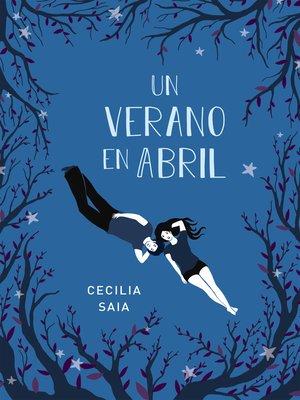 cover image of Un verano en Abril