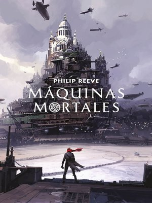 cover image of Máquinas mortales