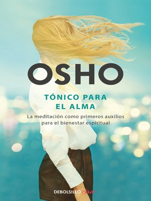 cover image of Tónico para el alma