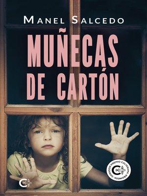 cover image of Muñecas de cartón