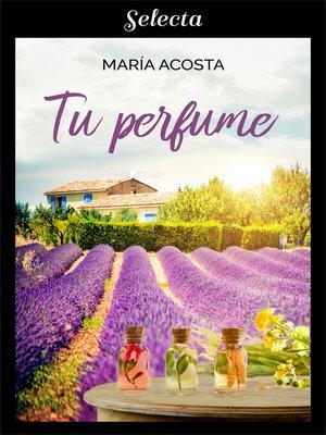 cover image of Tu perfume