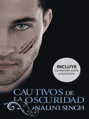 cover image of Cautivos de la oscuridad (Psi/Cambiantes 8)