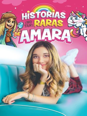 cover image of Historias (no tan raras) de Amara