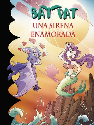 cover image of Una sirena enamorada