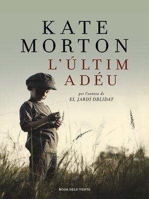 cover image of L'últim adéu