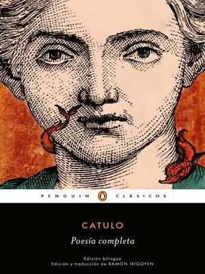 cover image of Poesía completa