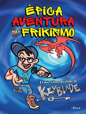 cover image of Épica aventura de rap del frikismo