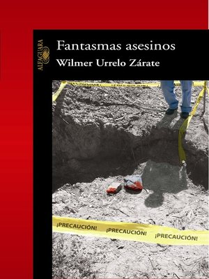 cover image of Fantasmas asesinos