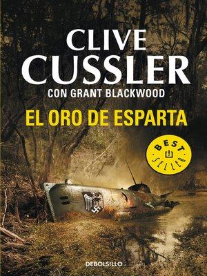 cover image of El oro de Esparta