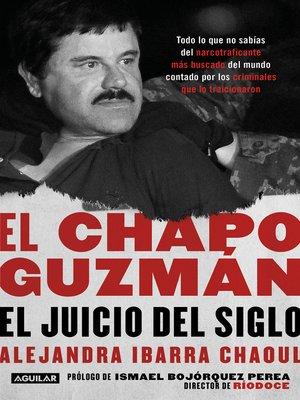 cover image of El Chapo Guzmán