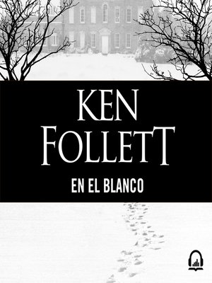 cover image of En el blanco