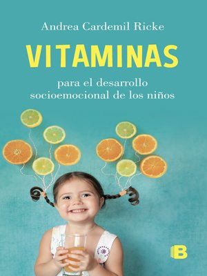 cover image of Vitaminas