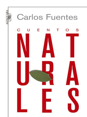 cover image of Cuentos naturales