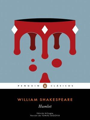 cover image of Hamlet (edición bilingüe) (Los mejores clásicos)