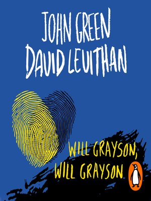 cover image of Will Grayson, Will Grayson