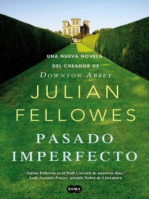 cover image of Pasado imperfecto