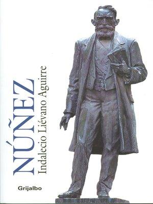 cover image of Rafael Núñez