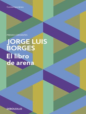 cover image of El libro de arena