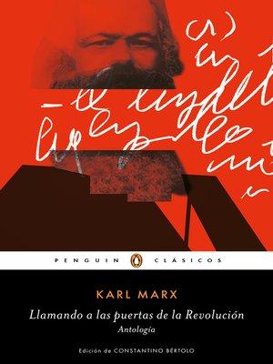 cover image of Llamando a las puertas de la revolución