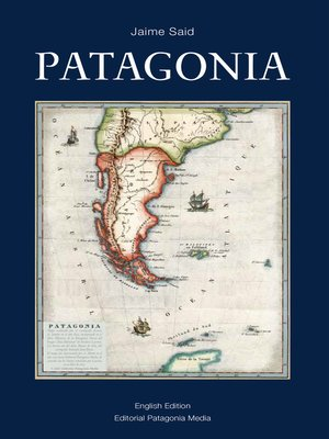 cover image of Patagonia (Ingles)