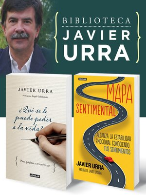 cover image of Biblioteca Javier Urra (Pack 2 e-books)