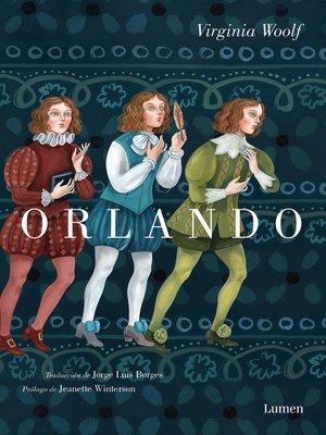 cover image of Orlando (edición ilustrada)
