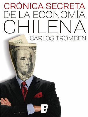 cover image of Cronica Secreta De La Economia Chilena