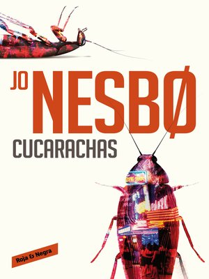 cover image of Cucarachas (Harry Hole 2)