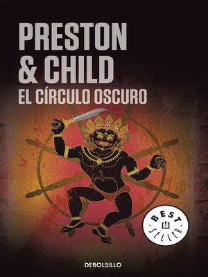 cover image of El círculo oscuro (Inspector Pendergast 8)