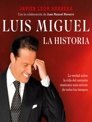 cover image of Luis Miguel