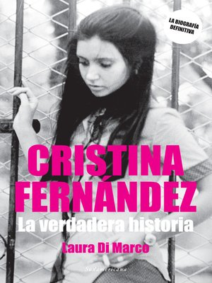 cover image of Cristina Fernández