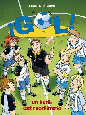 cover image of Un derbi extraordinario