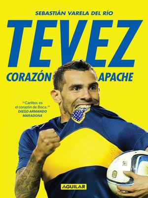 cover image of Tevez