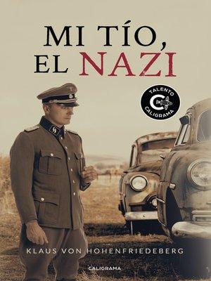 cover image of Mi tío, el nazi