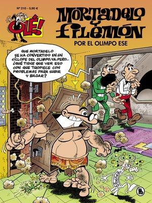 cover image of Por el Olimpo ese