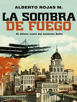 cover image of Sombra De Fuego, La