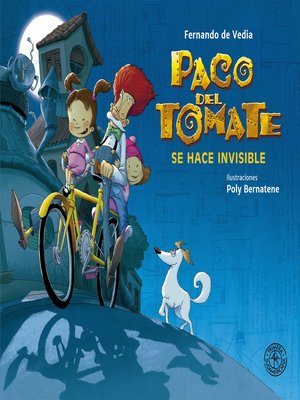 cover image of Paco del Tomate. Se hace invisible
