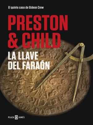 cover image of La llave del faraón