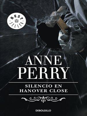 cover image of Silencio en Hanover Close