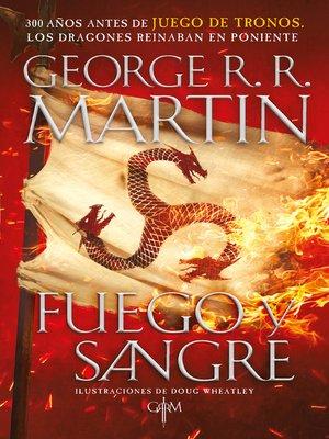 cover image of Fuego y Sangre