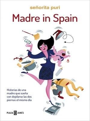 cover image of Madre in Spain
