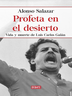 cover image of Profeta en el desierto